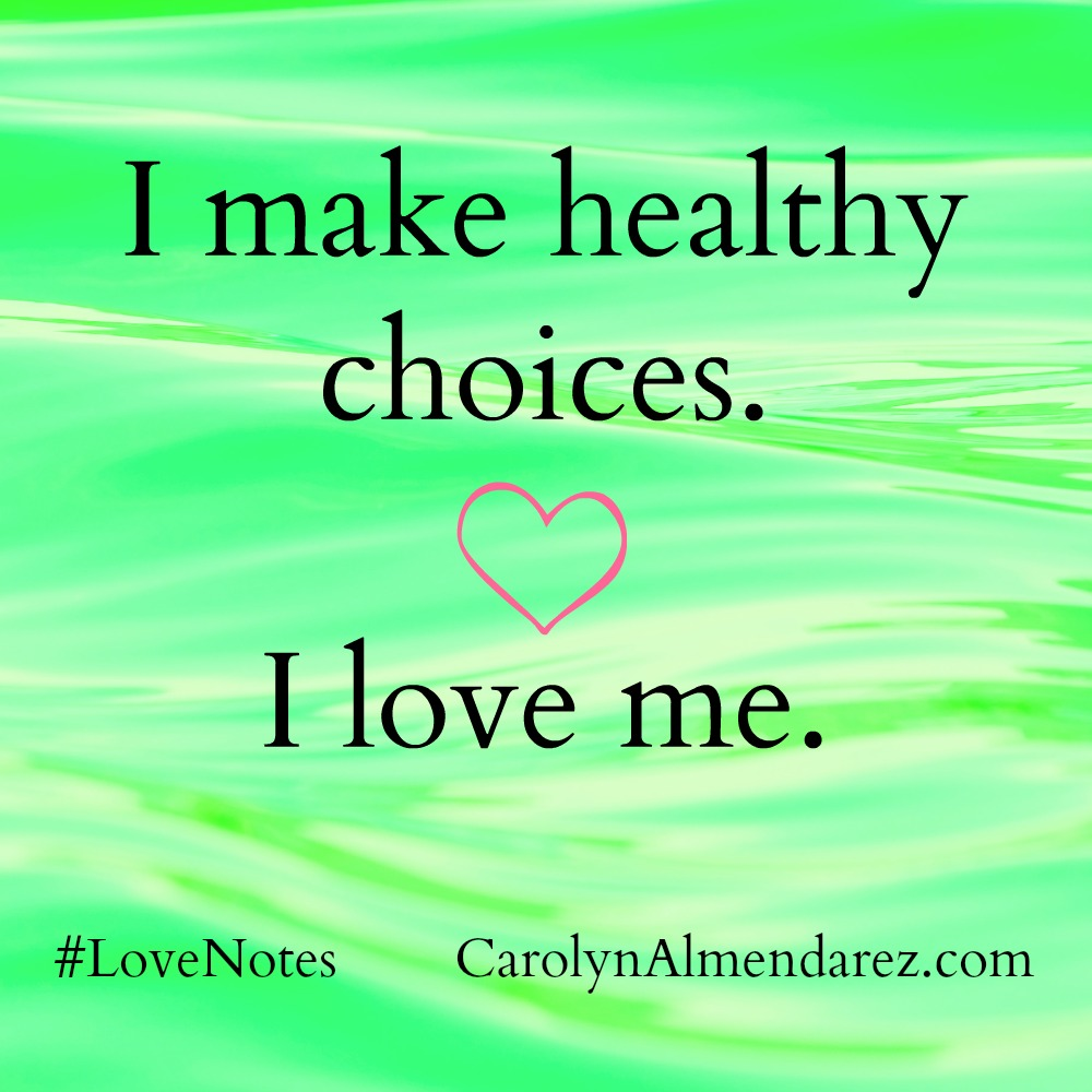 #LoveNotes by Carolyn Almendarez