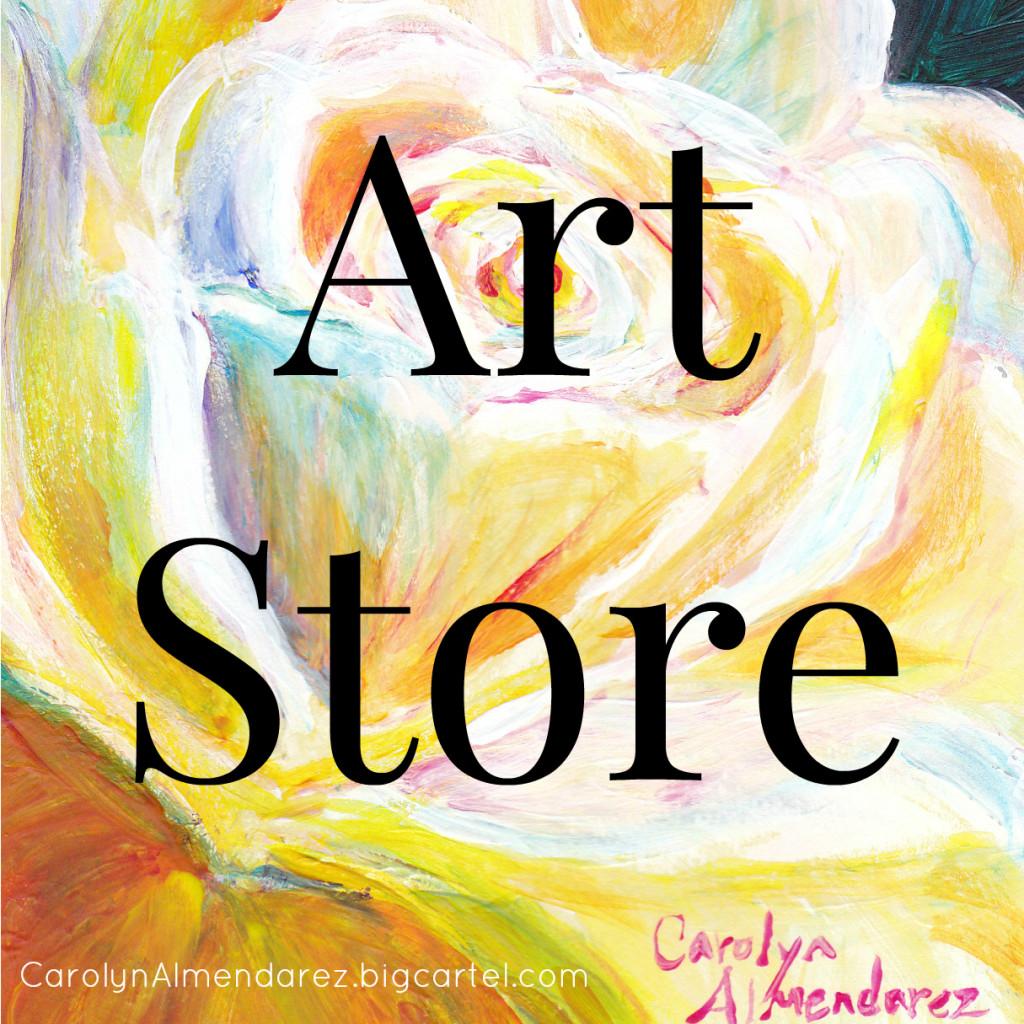 Carolyn Almendarez Art Store