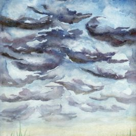 Storm Clouds Carolyn Almendarez